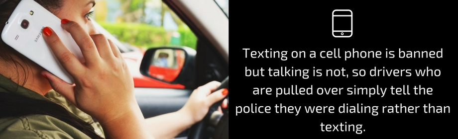 Massachusetts Banned Texting While Driving In 2010 However Senator Mark Montigny Of New Bedford Reports That Police Officers Have Told Him The Law Is